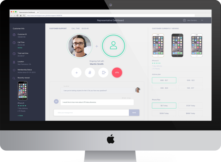 OpenTok SIP Interconnect enables interoperability between WebRTC calls & existing telephony systems in online contact centers.